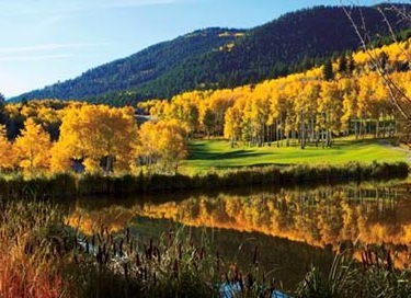 Beaver Creek Golf Fall