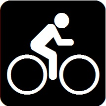 Road Bike Icon