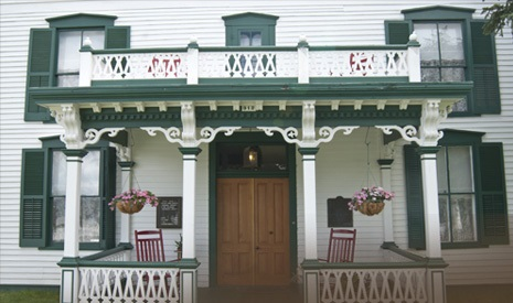 Healy House