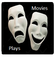 Plays Movie Icon