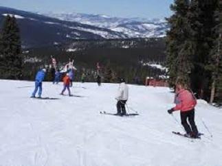 Kids Ski Cooper