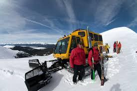 Snowcat Skiing at Cooper