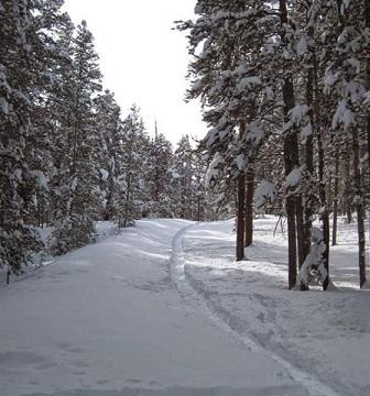 Snowshoe Mt Massive Golf Course